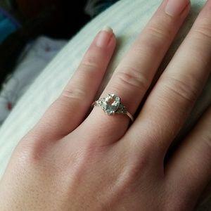 7da6afd0e kohls Jewelry | Aquamarine Size Womens 7 Ring | Poshmark